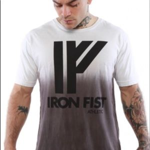 Men's Iron Fist Athletic Tee